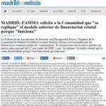Madrid es noticia